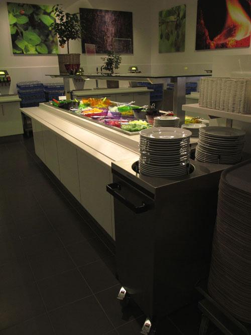 Restaurant Katrineholms Snickeri AB